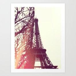 Paris II Art Print