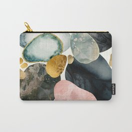 Pebble Abstract Carry-All Pouch