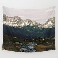 british Wall Tapestries featuring British Columbia by Diana Eastman