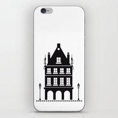 Casitas (03) iPhone & iPod Skin