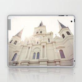 St Louis Cathedral Laptop & iPad Skin