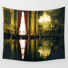 Napolean's Apartment Pt ll Wall Tapestry