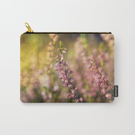 Erica Heather in LOVE II Carry-All Pouch