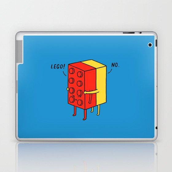 Le go! No Laptop & iPad Skin