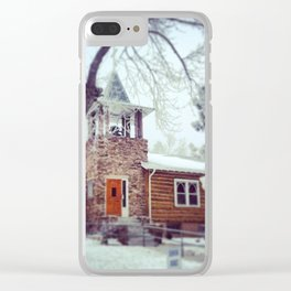Church in the Vail Clear iPhone Case