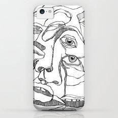 pile ou faces iPhone 5c Slim Case
