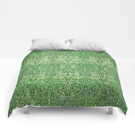 "William Morris ""Brer rabbit"" 3. Comforters"