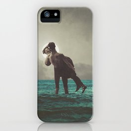Now I am Alive iPhone Case