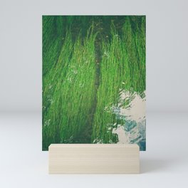 Green I Mini Art Print