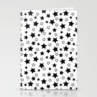 stark Stationery Cards featuring Stark Stars by SonyaDeHart
