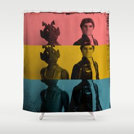 Going Somewhere Shower Curtain