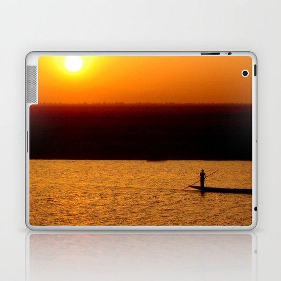 Niger River Laptop & iPad Skin
