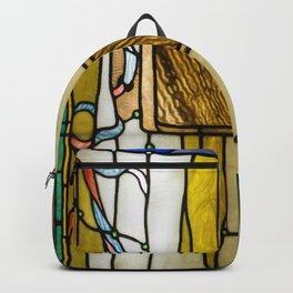 "John La Farge ""Trompe L'Oeil Curtain"" 1882-1884 Backpack"