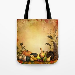 Thanksgiving Harvest Tote Bag