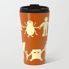 Let's Get Along Travel Mug