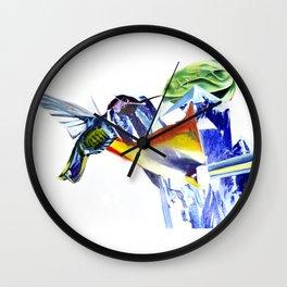 MADD Hummer Wall Clock
