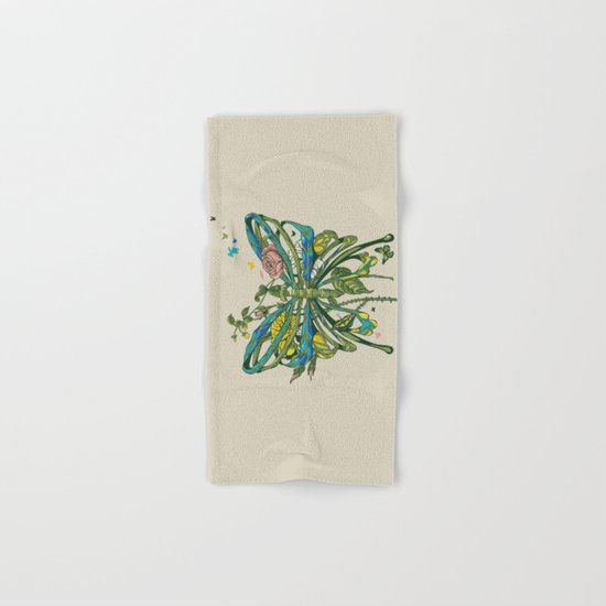 Lifeforms Hand & Bath Towel