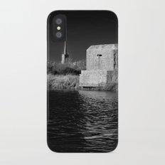 dark times... iPhone X Slim Case