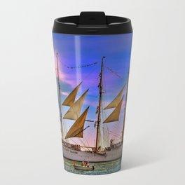 US Coast Guard Eagle. Travel Mug