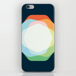 Cacho Shapes XXI iPhone Skin