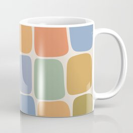 Minimal Blocks - Rainbow Coffee Mug