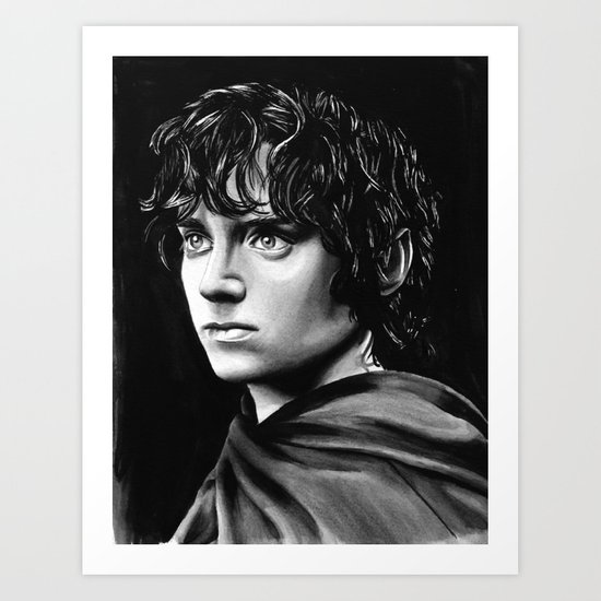 frodo Art Print
