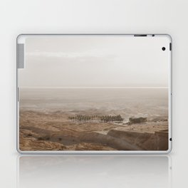 View from the top of the Masada, Israel Laptop & iPad Skin