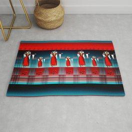 Armenian Dancers Rug
