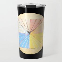 "Hilma af Klint ""The Swan, No. 15, Group IX-SUW"" Travel Mug"