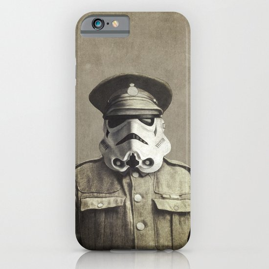 Sgt. Stormley - square format iPhone & iPod Case