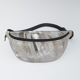 Quartz crystal Fanny Pack