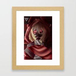 Dread Nanbaka Framed Art Print