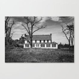 Ranch Style Living Canvas Print