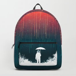 Meteoric rainfall Backpack