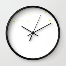 Don't Look Back You're Not Going That Way Wall Clock