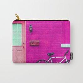 fuchsia house Carry-All Pouch