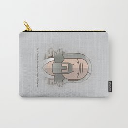 SOMETIMES THERE'S A MAN… Carry-All Pouch