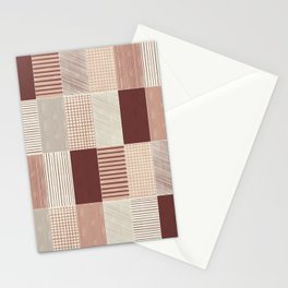 Rustic Tiles 03 Stationery Cards
