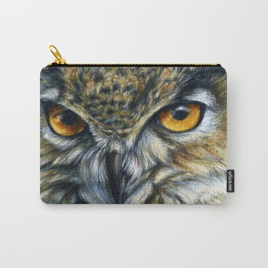 Owl 811 Carry-All Pouch
