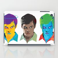 dexter iPad Cases featuring Dexter by Chad Trutt
