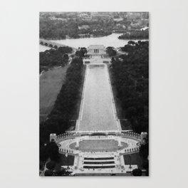 Memorial Canvas Print