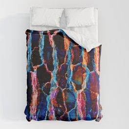 Bark-Crystals 1 Comforters