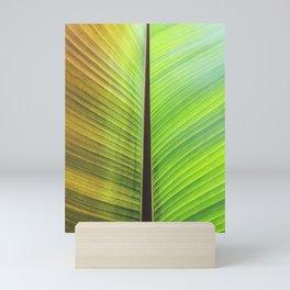 Palm Print: Warm Mini Art Print