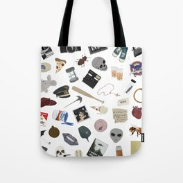 The XF Episodes Tote Bag
