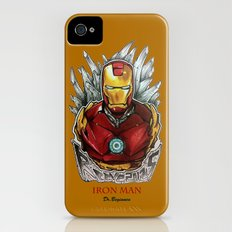 Drawing by Reeve Wong iPhone (4, 4s) Slim Case