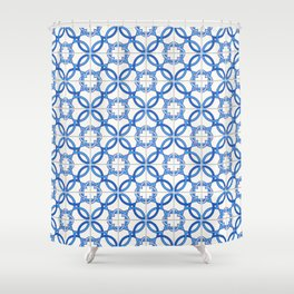 Travel to Lisbon Shower Curtain
