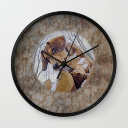 iced-lolly Wall Clock
