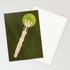 Minimalist Sonic Screwdriver Stationery Cards