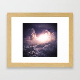 Restless Dreamer Framed Art Print