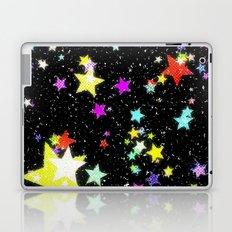 Pop Stars -Graffiti ver- Laptop & iPad Skin